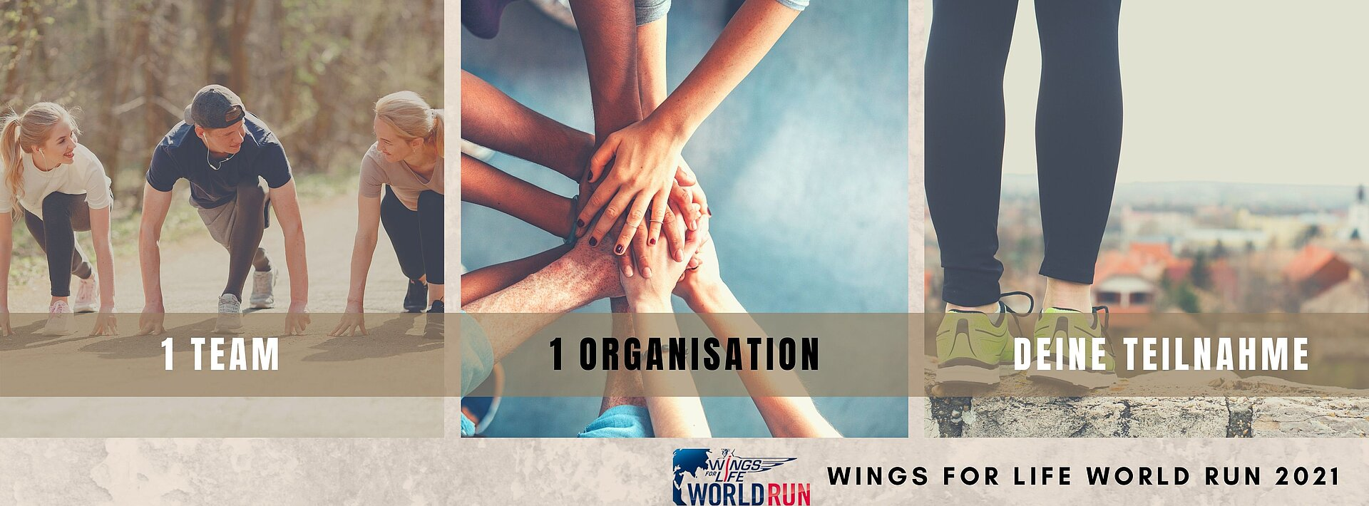 Wings for Life World Run Team - Landjugend Österreich -