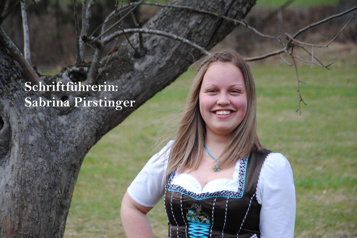 Sabrina Pirstinger